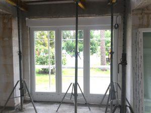 Fenstereinbau zahnabau
