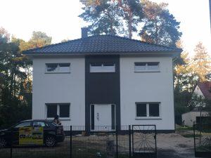 Aussenputz Silikonharzputz zahnabau - Rasack Luckenwalde