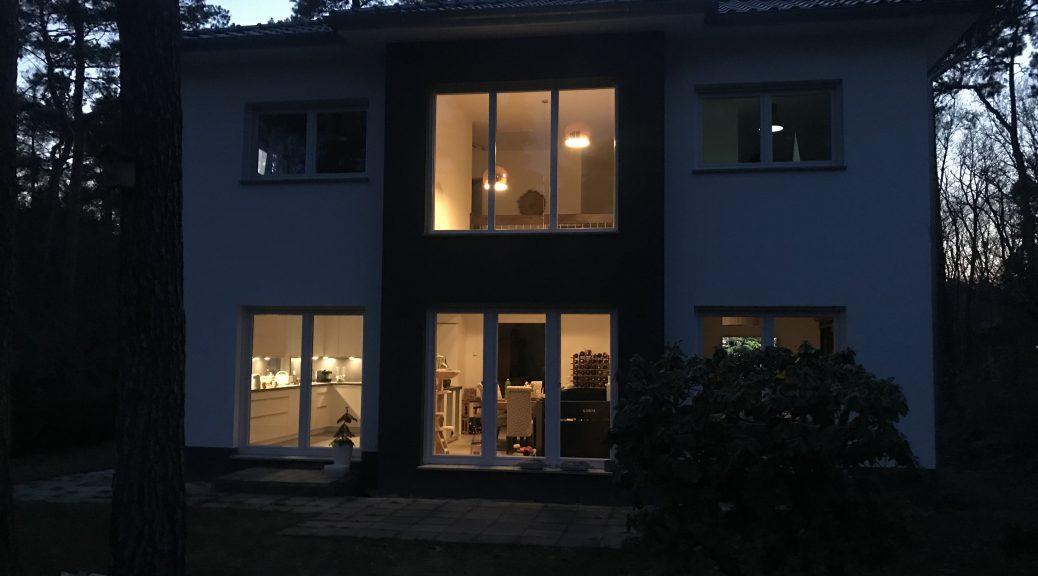 Stadtvilla mit offener Galerie zahnabau - Bau und Ausbau Gmbh Zahna